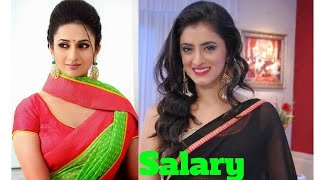 Salary of Actors of Ye Hain Mohabbatein 9 September 2016
