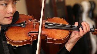 Long Lost Stradivarius Violin Thrills Audiences Again
