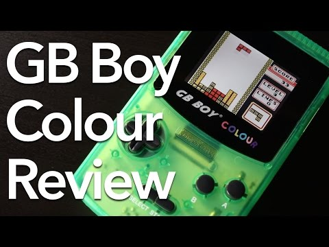 Kong Feng GB Boy Colour (Game Boy Color Clone) Review!