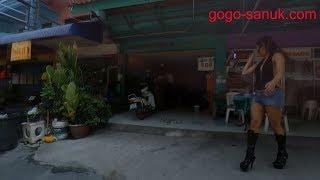 Walk aroud Soi Chaiyapoon-Pattaya morning time
