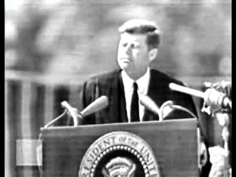 "JFK's ""Peace"" Speech at American University --- Part 2"