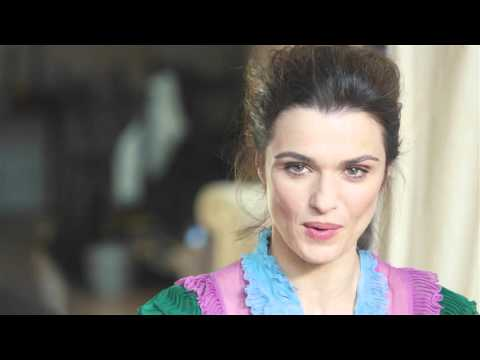 Behind the scenes: Rachel Weisz November 2015