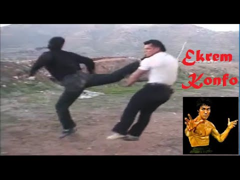 The Revenge of Ekrem Kung Fu
