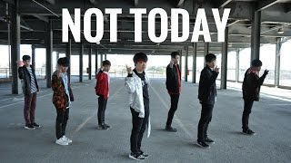 download lagu East2west Bts 방탄소년단 - Not Today Dance Cover Boys gratis