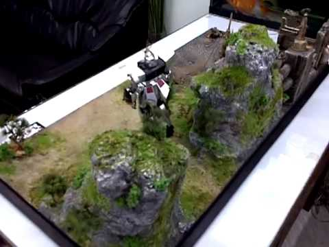 Gundam Diorama Tutorial New Diorama Gundam 2012 by