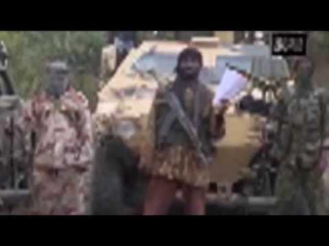 Nigeria: Boko Haram's disturbing video threats
