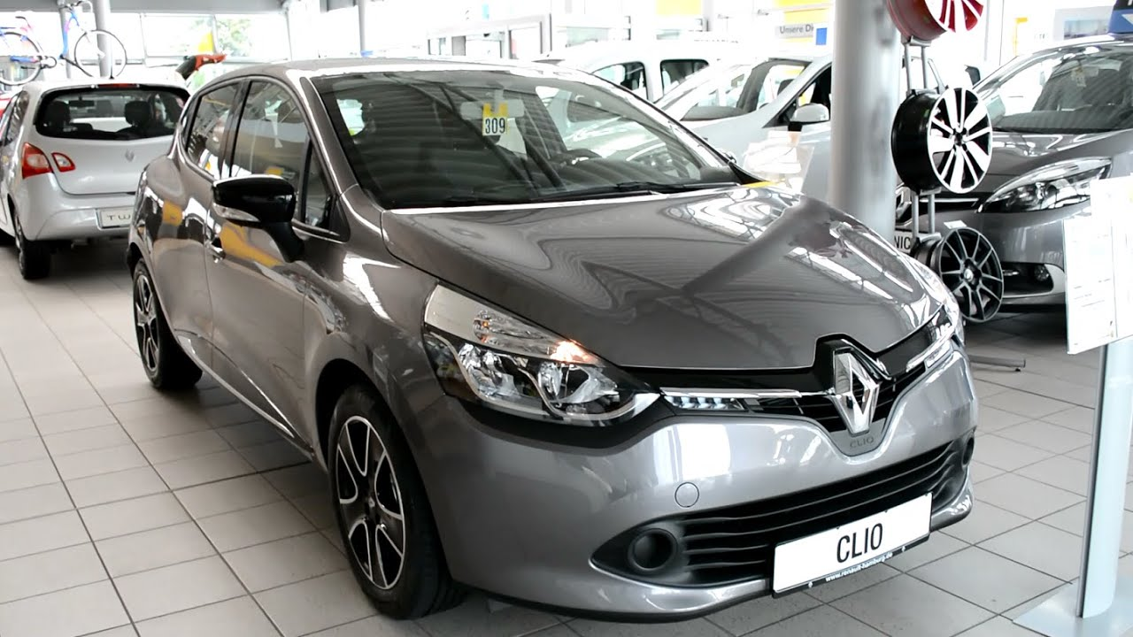 2015 new renault clio exterieur and interior youtube for Exterieur clio 4