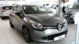 2015 New Renault Clio Exterieur and Interior
