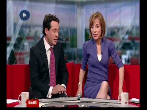 sian williams and her stocking tops.wmv