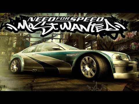 Need for Speed Most Wanted: Black Edition - 2005 скачать торрент