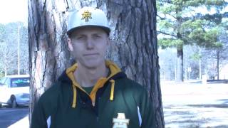 John Lassiter - Student-Athlete of the Week (1/14)