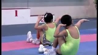 Aerobic - Hệ phong trào - Trường Mầm Non Sơn Ca - quận 12