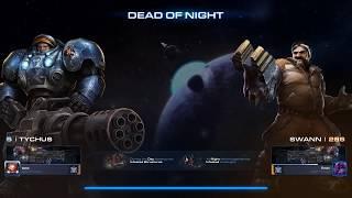 Starcraft 2 - Coop - Dead of Night - Brutal - Tychus - #2