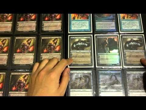 Best Magic the Gathering Trade Binder on Youtube!!!