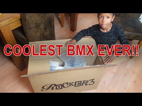 My Best Bike Yet!! | Rocker 3 Jet Fuel Unboxing | Tekkerz Kid