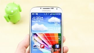 Samsung Galaxy S4_ Smart Features Demo