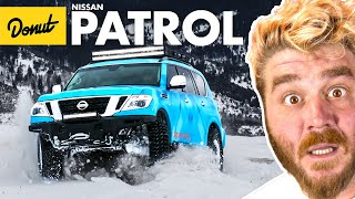 NISSAN PATROL - Everything You Need to Know | Up to Speed
