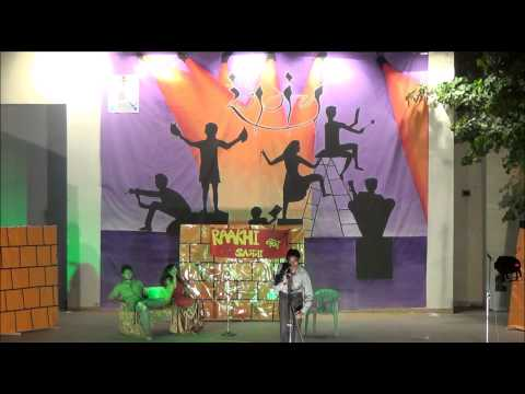 Rakhi Ka Samna Drama Night 2013 KHOJ THEATRES