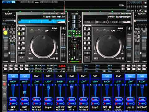 Virtual Dj - Samplers Mix 2012 (by MiStErDi)