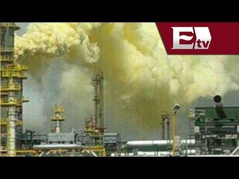 Autoridades de Salamanca presentarán denuncia por fallas en refinería de Pemex / Todo México