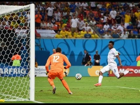 Italy 2 England 1 2014 FIFA World Cup Mario Balotelli GOAL! [REACTION]