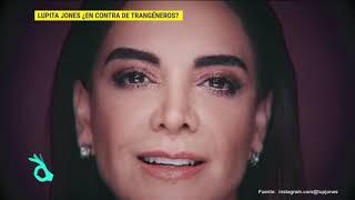 Lupita Jones en contra de mujeres trans en certmenes de belleza!   De Primera Mano