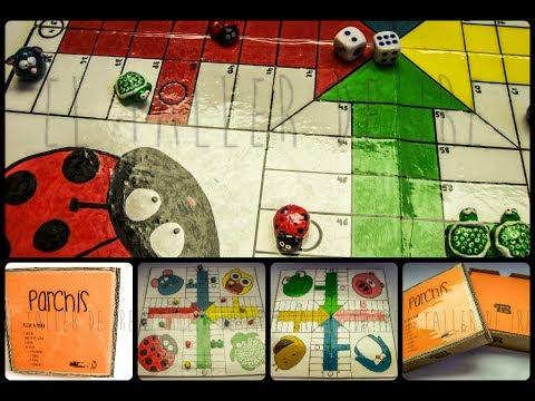 C mo hacer un tablero plegable para un juego de mesa youtube for Formula d juego de mesa