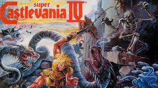 LIVE de Super Castlevania 4 ! He-man dando chicotada! Dá o que Simããão?