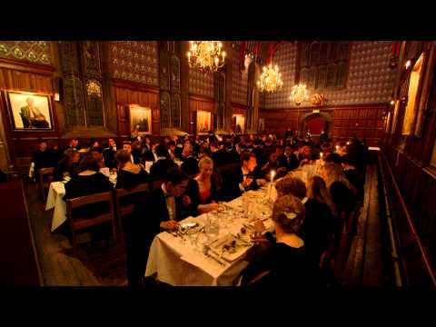 Corpus Christi College Cambridge Alumni Film
