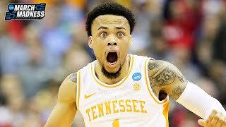 Iowa Hawkeyes vs Tennessee Game Highlights - March 24, 2019   2019 March Madness
