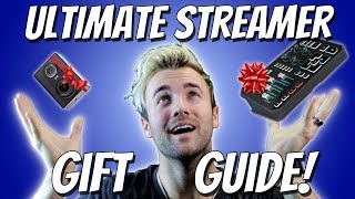 8 BEST CHRISTMAS GIFTS TO GIVE A STREAMER!!
