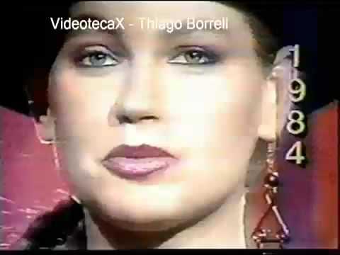 1984 - Xuxa explica a origem do seu apelido (SENSACIONAL)