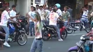 bondan prakoso and fade 2 black   Kita Selamanya cover video clip multimedia smkn 1 kalijambe