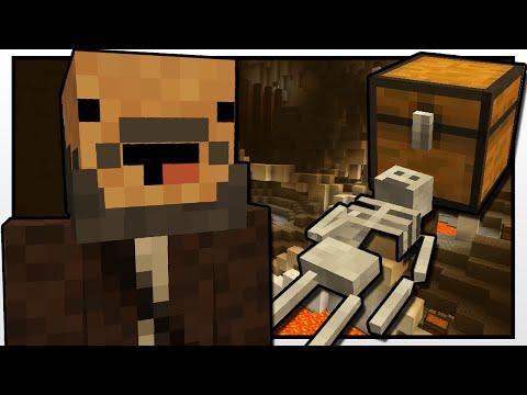 Minecraft | ELMERS UNDERGROUND QUEST!! | Custom Vacation Adventure #2