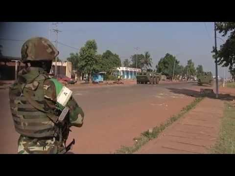 Grenade Attack- Central African Republic