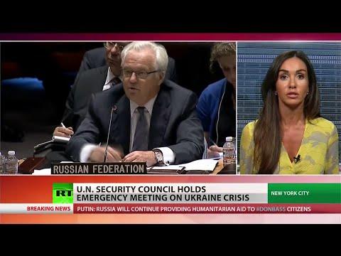 US, Russia, Ukraine trade accusations at UN