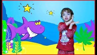Baby Shark +More Nursery Rhymes Kids Songs by Makar