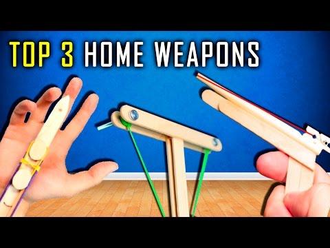 Top 3 armes de fabrication artisanale (bâtons de popsicle) thumbnail