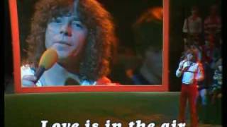 John Paul Young - Love is in the air 1978