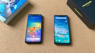 Nokia X7 vs Pocophone F1 - Budget Flagship Battle!