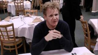 Gordon waits 40 minutes for food kitchen nightmares for Q kitchen nightmares