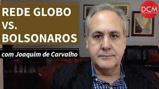"""""""Globo Lixo"""" x Família Metralha Bozo: de que lado ficar?"""