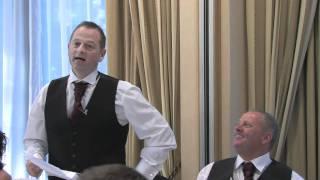 A Classic Best Man Speech....Scottish Style