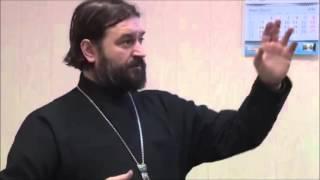 О. Андрей Ткачев. История о послушнике и еврее.