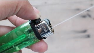 Top 5 incredible life hacks for lighter