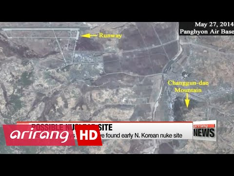 U.S. institute says it may have found early N. Korean nuke site