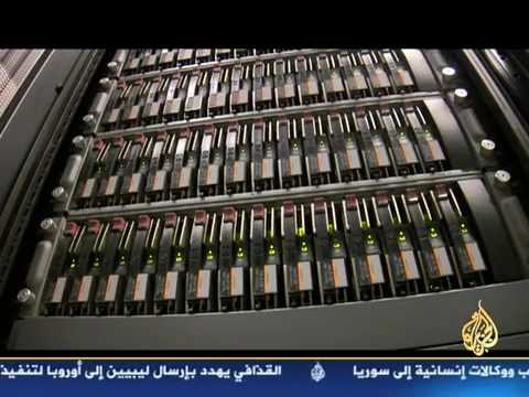 فيلم وثائقي - الحرب الالكترونية