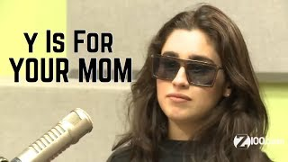 Learn the Alphabet with Lauren Jauregui