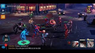 Miles Morales DEMO - Marvel Strike Force