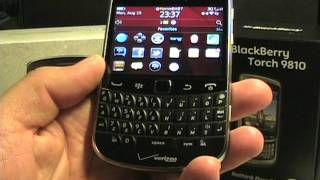 Hands-on with the BlackBerry Bold 9930, Torch 9850, and Torch 9810